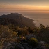 Table Mountain Sunset by Lynda Mckay (AB Grade) MERIT