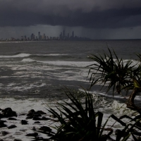 Stormy Gold Coast