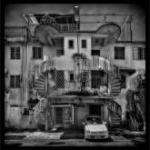 Round stairs building by Karoly Nemeskeri (A Grade) MERIT