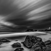 Early Morning on the Beach by Rhonda Ramadge (A Grade) MERIT